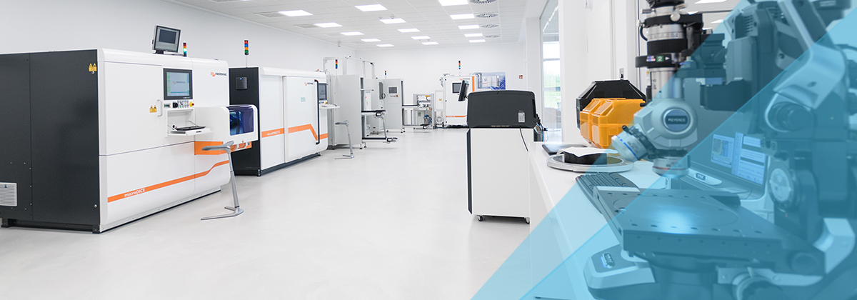 3D-Micromac Company Showroom