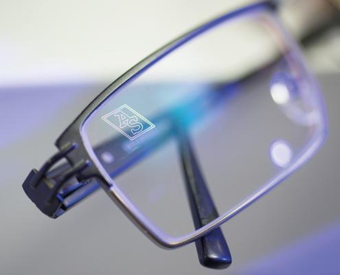 microMARK MCF Lens Engraving