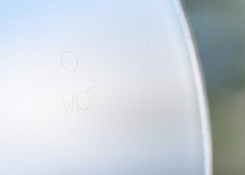 microMARK_MCF Excimer Laser Engraving