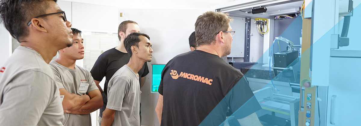 3D-Micromac Service